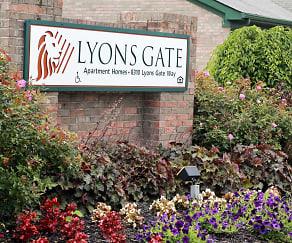 Community Signage, Lyons Gate