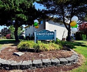Community Signage, Cheryl Lynn