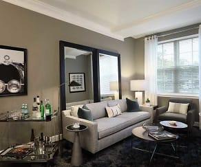 Living Room, 700 Constitution