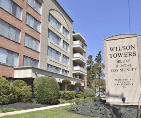 Building, Wilson Towers