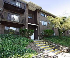 Building, Arbor Heights Apartments