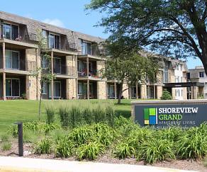 Shoreview Grand, King Of Kings Lutheran School, Roseville, MN