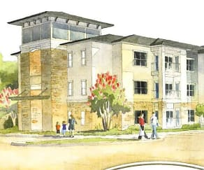Building, Aspire At Live Oak