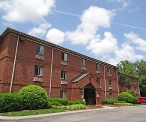 Building, Furnished Studio - Raleigh - North Raleigh - Wake Towne Dr.