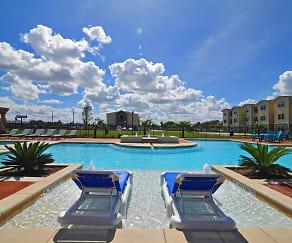 Pool, Midtown Corpus Christi