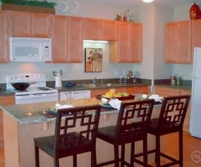 Kitchen, York Place