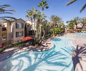 Pool, Torrey Villas