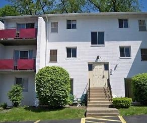 Building, Hillcrest Apartments