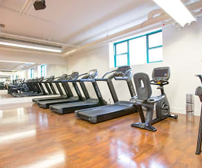 Fitness Weight Room, Maple Gardens