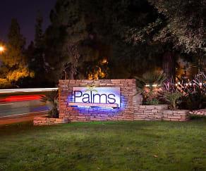 Community Signage, The Palms