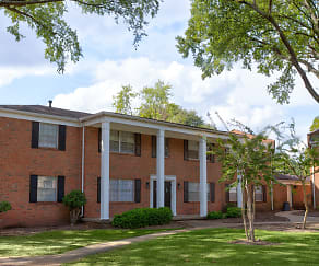 Building, Sherwood Apartments
