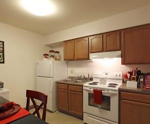 Kitchen, Walden Park Senior Complex