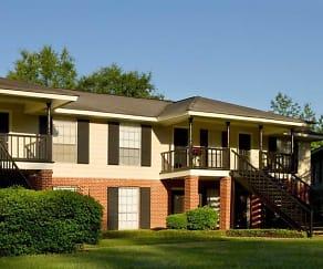 Exterior, Pebble Creek Apartments