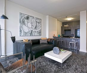 Living Room, Arrive Lex