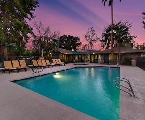 Pool, Ponderosa Ranch