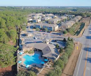 Bel Aire Terrace, Shoal River Middle School, Crestview, FL