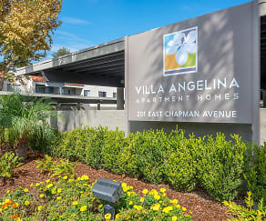 Community Signage, Villa Angelina