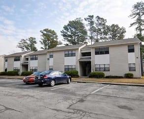Building, Park West Apartments