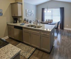 Kitchen, Heron Pointe