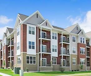 Building, Elan Apartments