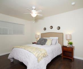 Bedroom, 712 O Street Antioch