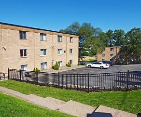 Building, Cornerstone Estates