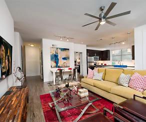 Living Room, SYNC at Perimeter