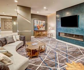 Living Room, Allure Apollo Apartments
