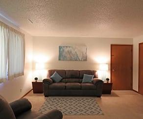 Living Room, Parkside Manor