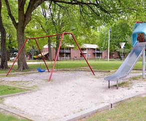 Playground, Glenwood Mews