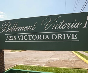 Community Signage, Bellemont Victoria Apartments