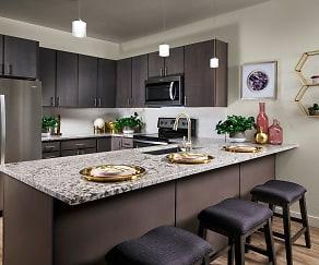 Kitchen, Tangent