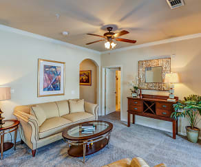 Living Room, Ingleside Plantation