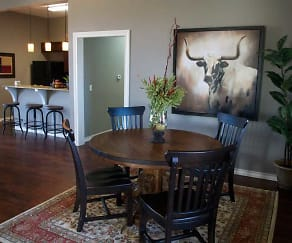 Dining Room, Brickstone Villas Apartments