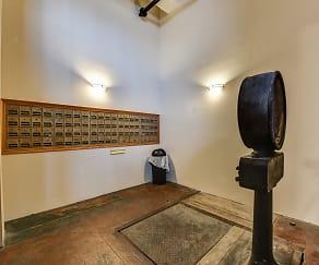 Foyer, Entryway, Paramount Waco