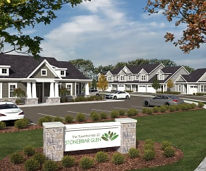 The Townhomes at Stonebriar Glen
