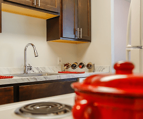 Kitchen, Chestnut Lake