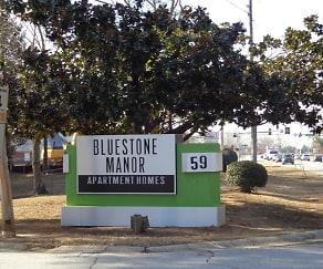 Community Signage, Bluestone Manor
