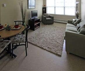 Living Room, Broad Street Commons