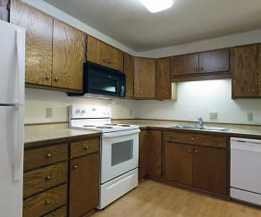 Kitchen, Oxbow Estates