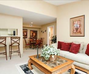 Living Room, Walnut Terrace