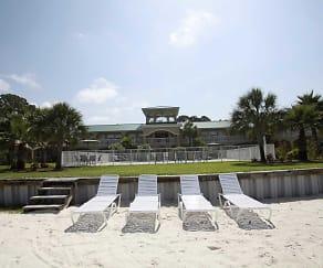 Beach, Landings of Pensacola Condominiums