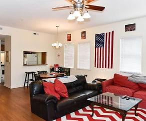 Living Room, Burnham Rentals