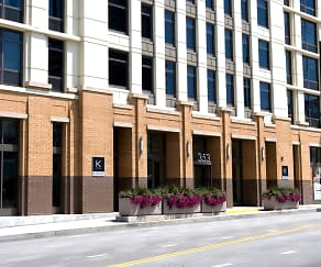 Building, Echelon Chicago