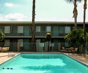 Pool, Buena Capri Apartments