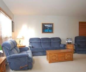 Living Room, 1098 Clover Hill Lane