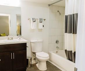 Bathroom, Sierra Canyon