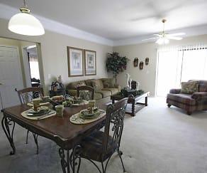 Living Room, Ridge Parc