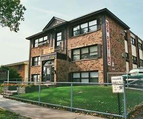 Building, Greenway Apartments