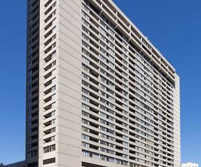 Building, Detroit City Apartments